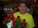 Valentines Rose Winner