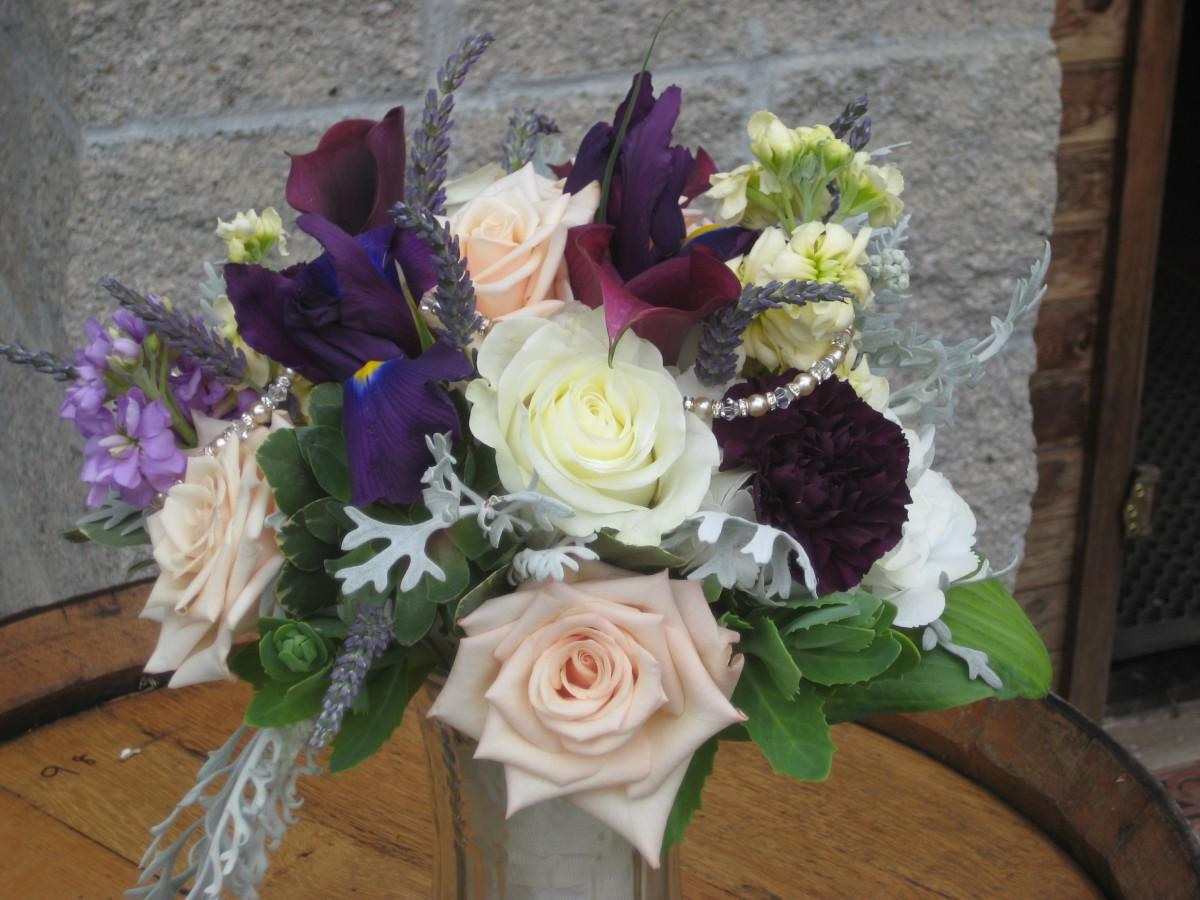 Bridal Bouquet | Dandelions Flowers & Gifts