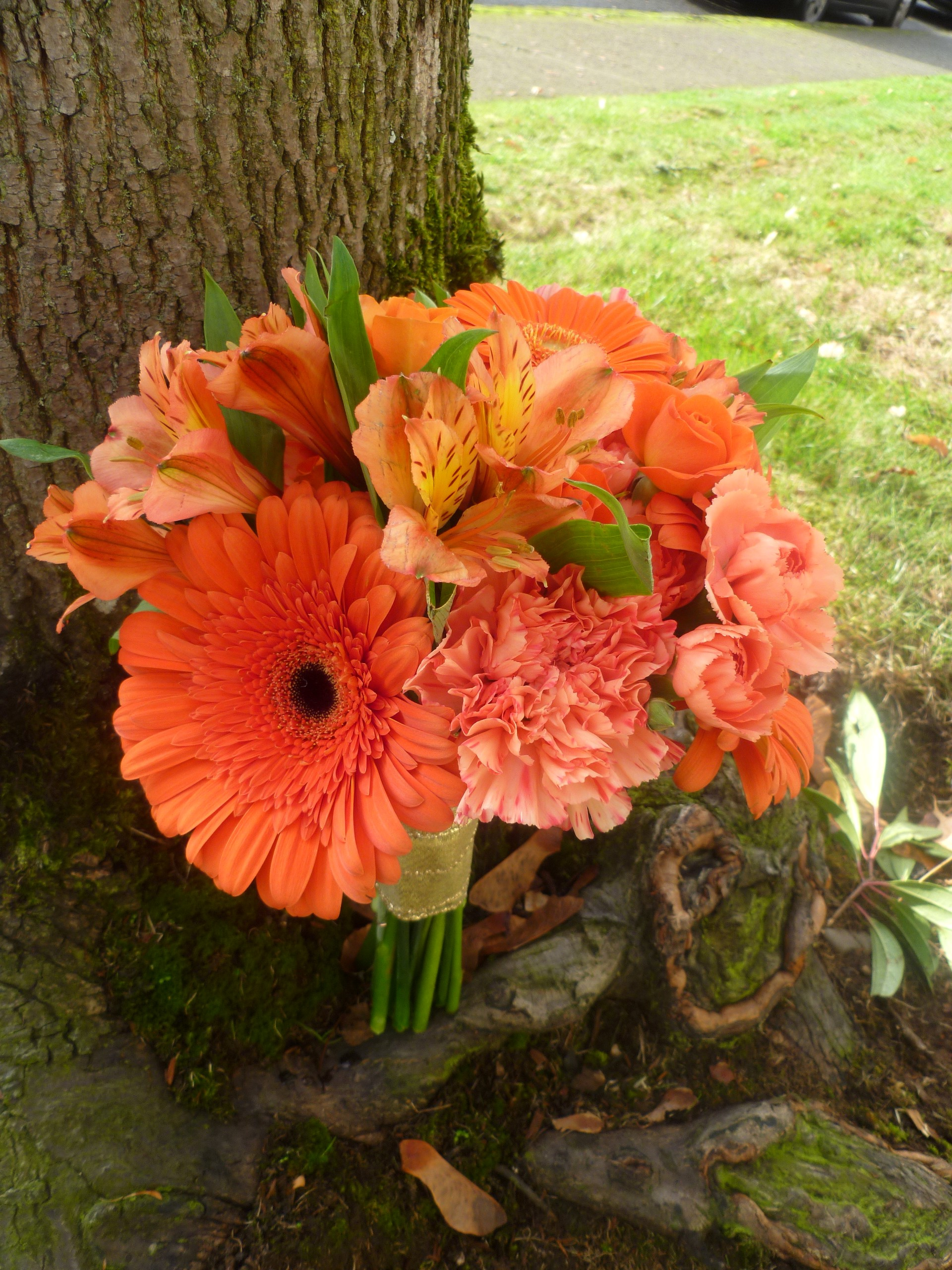 Fall Gerbera Daisy Bouquet July | 2011 | D...