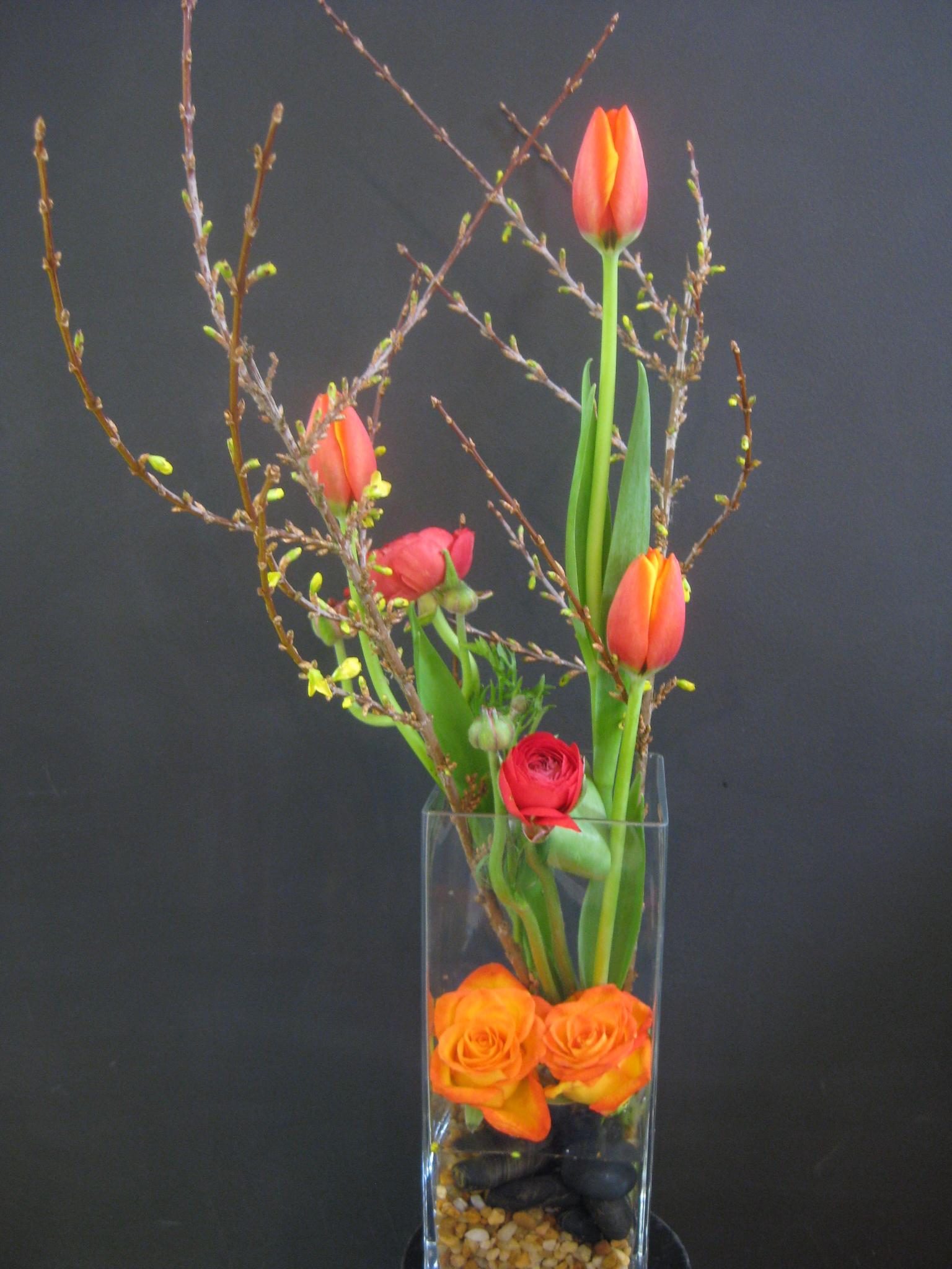 Modern Flower Design Dandelions Flowers Amp Gifts