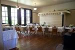 Schoolhouse wedding reception
