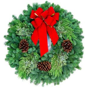 DLOL-7 Holiday Wreath popup