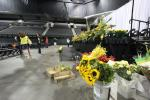 stage flowers