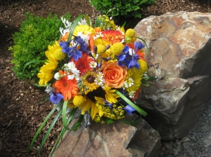 wedding bouquet florist eugene