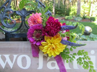 wedding flowers deep woods events elmira