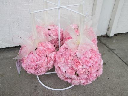 wedding pomanders