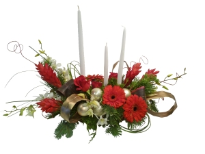 christmas centerpiece delivered eugene, or