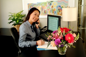 secretary's week 2014