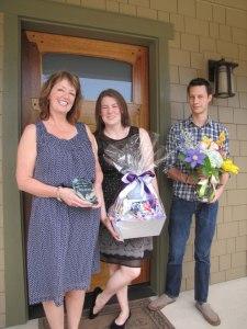 Debra Ann Wilson - Eugene's Favorite Mom 2013