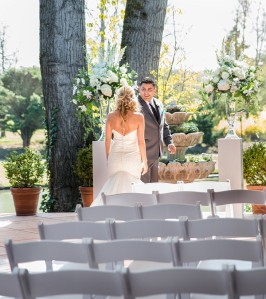 ceremony flowers wedding