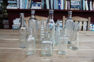 where to recycle vases