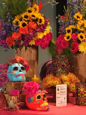 mexican theme flowers