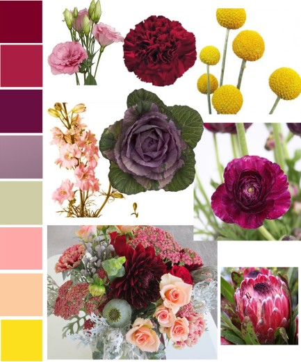 Lavish Color Palette