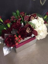 Alpha Phi flowers eugene
